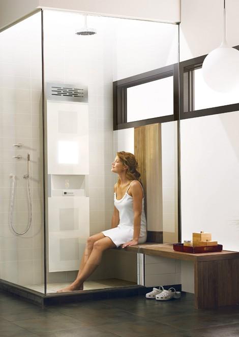 Una ducha con ganas de meterse - 1 9